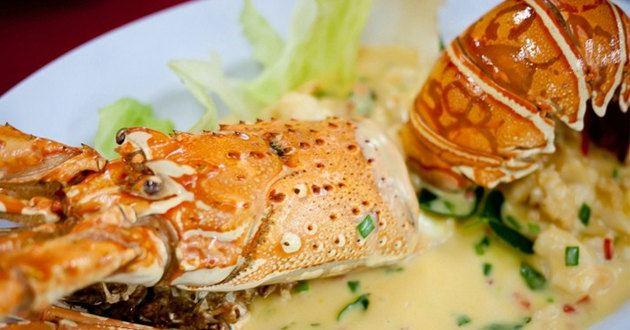 Qiang Shi Fu Seafood Restaurant