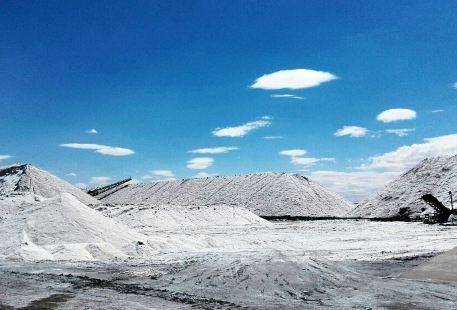 吉蘭泰鹽湖