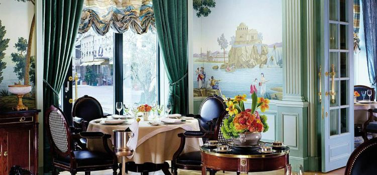 Il Lago at The Four Seasons Hotel2
