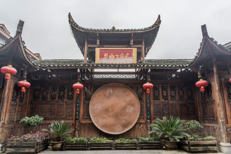 Qianzhou Ancient City2
