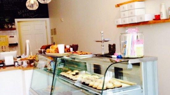 Almond Butterfly Bakery
