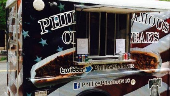 Phillies Phamous Cheesesteaks