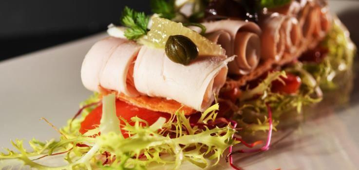 Le 3e Restaurant, Le Palais de la Mediterranee