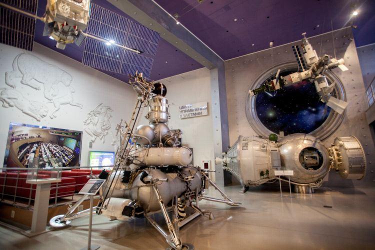 Memorial Museum of cosmonautics1
