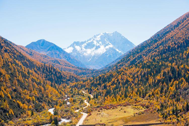 Yalaxue Mountain1