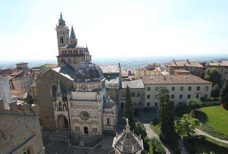 The church of Santa Maria Maggiore