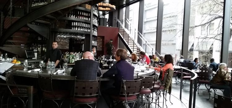 Purple Cafe and Wine Bar(Seattle)2