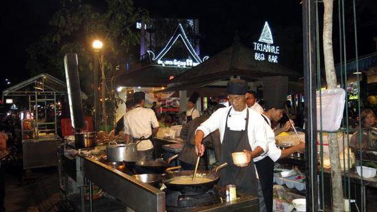 Triangle Restaurant-Lounge-Bar