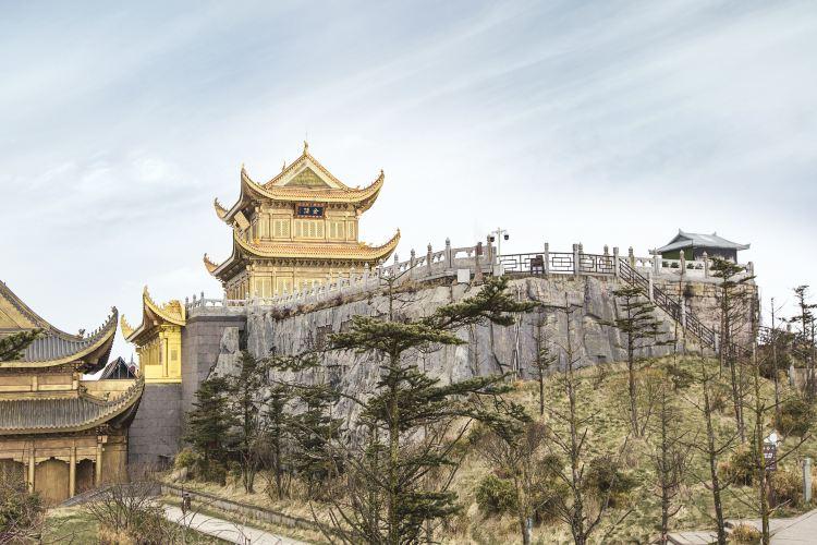 Golden Peak Temple2