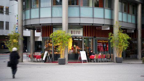 Heini Luzern Lowenplatz
