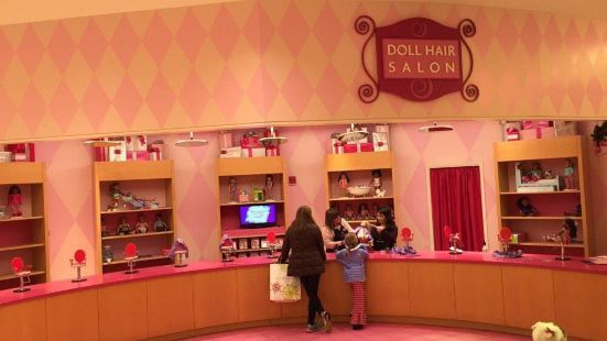 American Girl Place Cafe