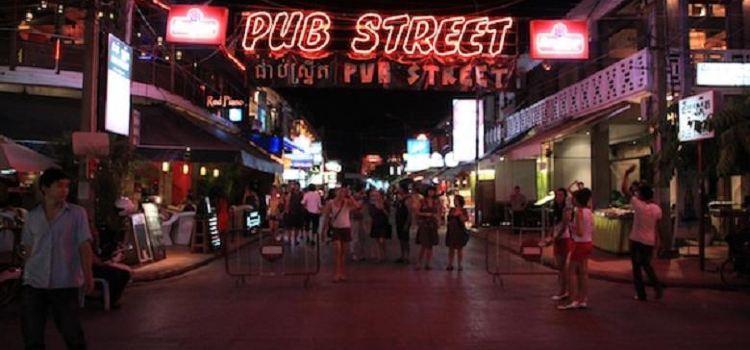 Pub Street Food House