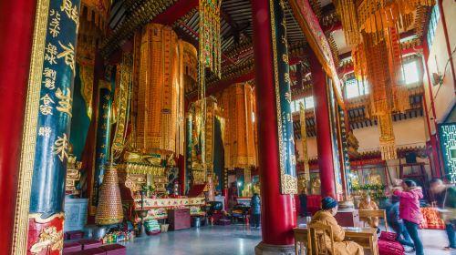 Tiantai Temple (Tiantai Peak)