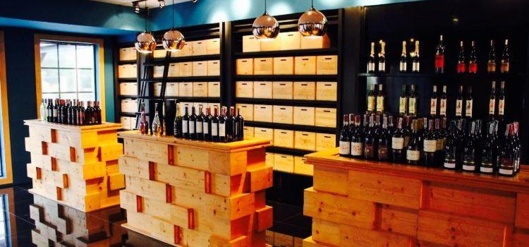 Hua Hin Hills Bisto and Wine Cellar1