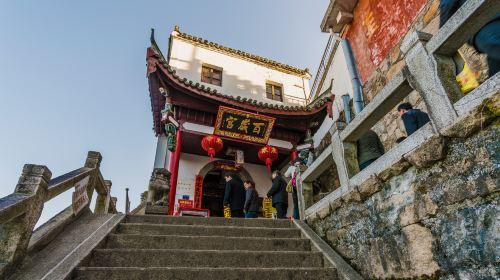 Baisui Palace