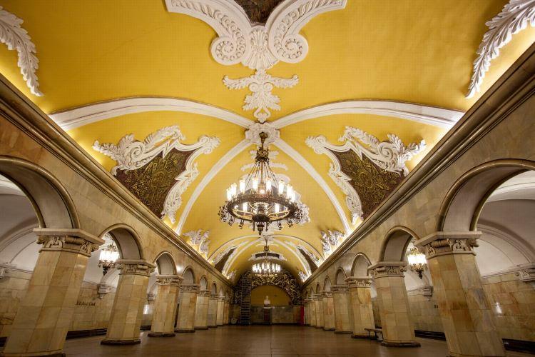 Moscow Metro4
