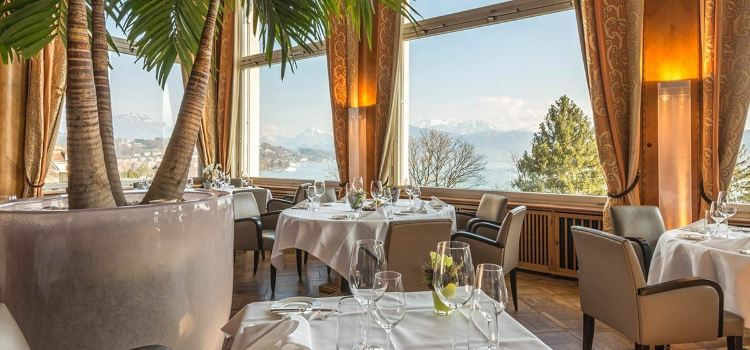 SCALA RESTAURANT - Art Deco Hotel Montana2