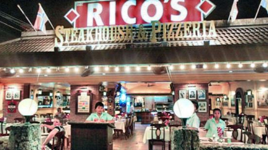 Rico's Pizzeria and Steakhouse