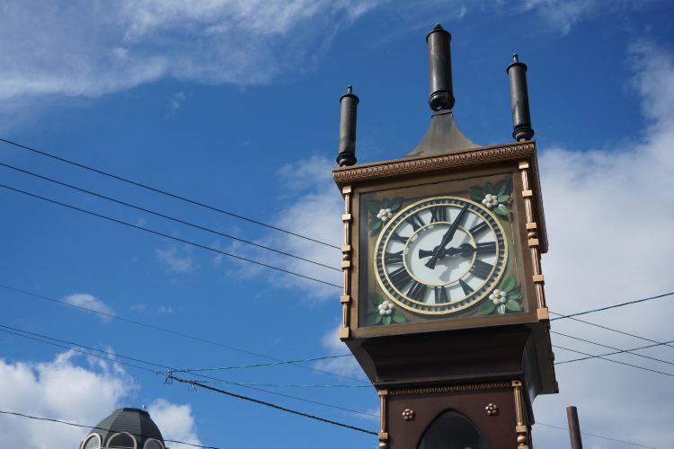 Otaru Steam Clock1