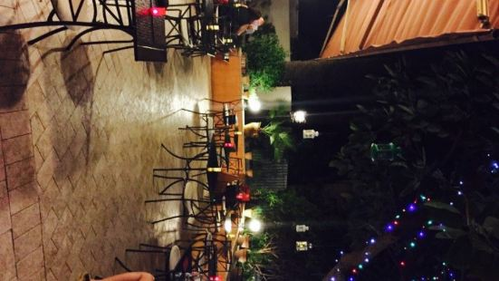 Lamour dans le four - Restaurant
