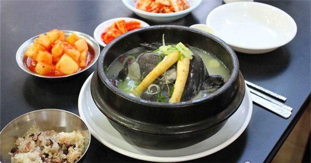 百濟參雞湯2