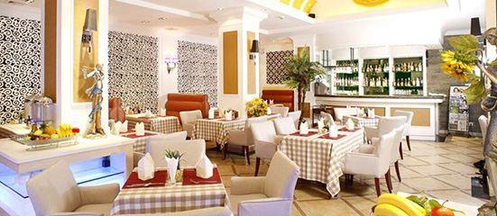 Shanghai Hotel Restaurant- Dream Coffee Western Retaurant