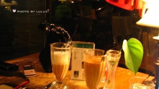 圓咖啡 Central Park Cafe