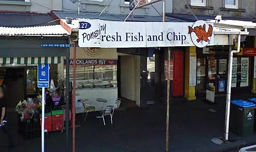 Ponsonby Fresh Fish and Chip Co