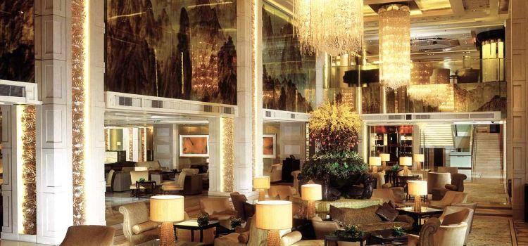 Beijing Shangri-La Hotel Lobby Lounge1