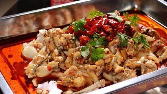 蜀九香烤魚