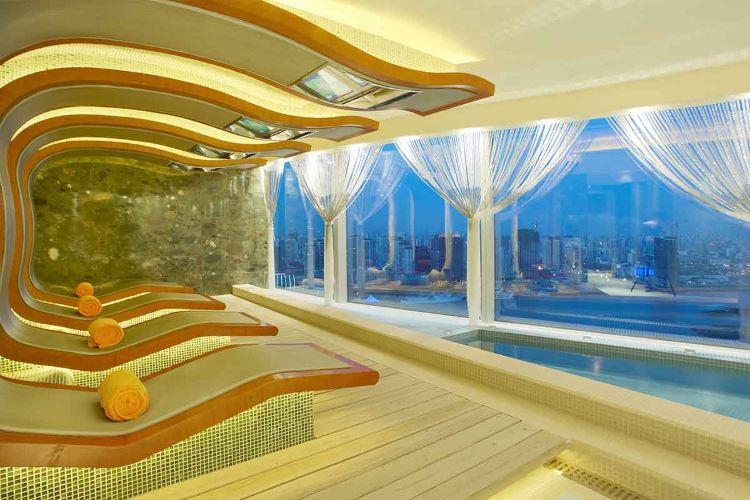 SPA at Grand Kempinski Hotel Shanghai1