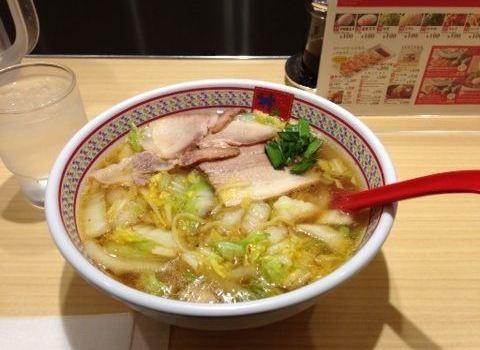 神座(心齋橋店)2