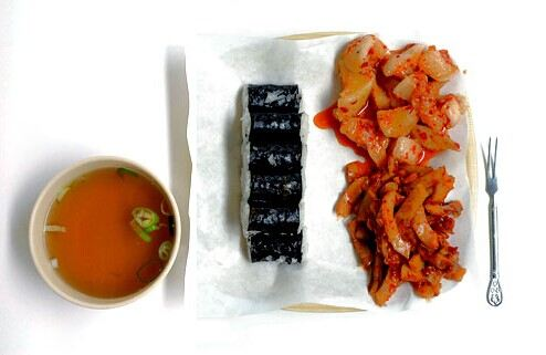忠武紫菜包飯(明洞1店)