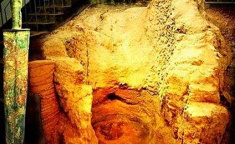Warring States Iron Smelting Ruins