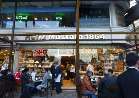 Hafız MuStafa 1864 糖果連鎖店
