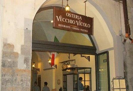 OSTERIA VECCHIO VICOLO