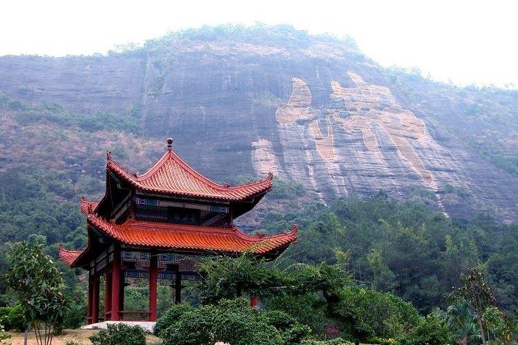 Doujiao Mountain Scenic Area (Qingshou Cliff)2