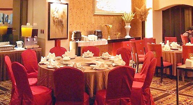 天地一家中式餐廳(清新溫泉飯店)1