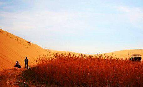 Sanhu Scenic Spots