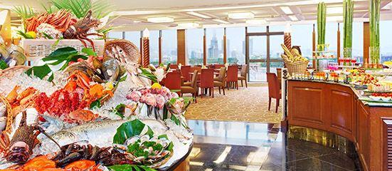 Qiao Hong HuangGuan HuanQiu Buffet