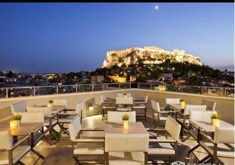 Thea Terrace Bar
