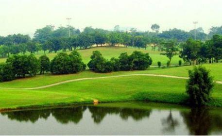 Guangxi Wuzhou Xiangjiang Mengdumei Golf Course