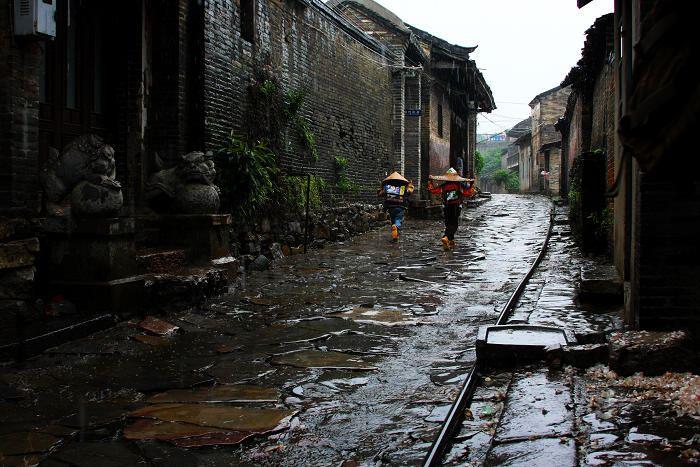 Yangmei Ancient Town2