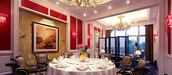 Yang Zi Dao Bai Lin Restaurant Teahouse