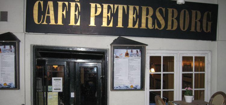 Cafe Petersborg1
