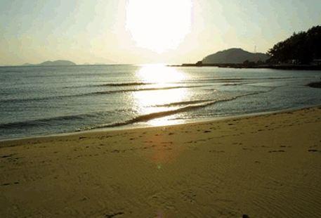 송호해수욕장