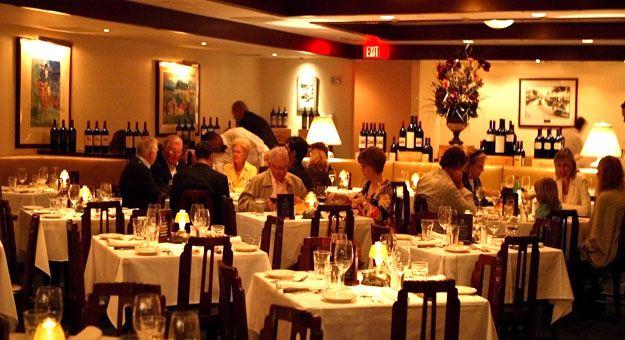Morton's The Steakhouse Los Angeles (Downtown)2