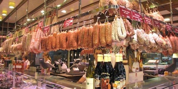裡昂美食市場(Les Halles de Lyon Paul Bocuse)