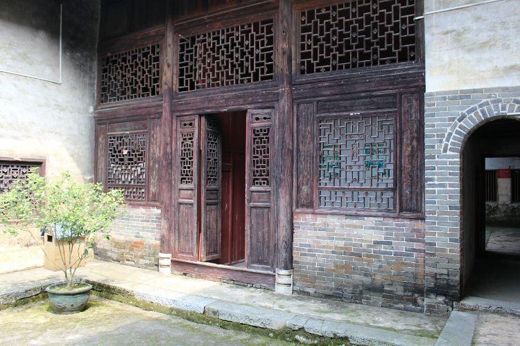 Hakka round houses in Hezhou1