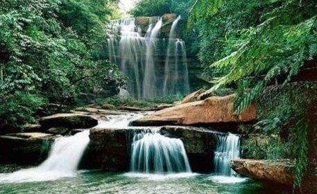Bailongtan (White Dragon Pool) Scenic Area